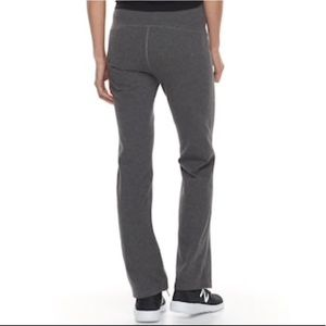 78c4bdf11b tek gear Pants - Petite Tek Gear® DRY TEK Straight-Leg Pants